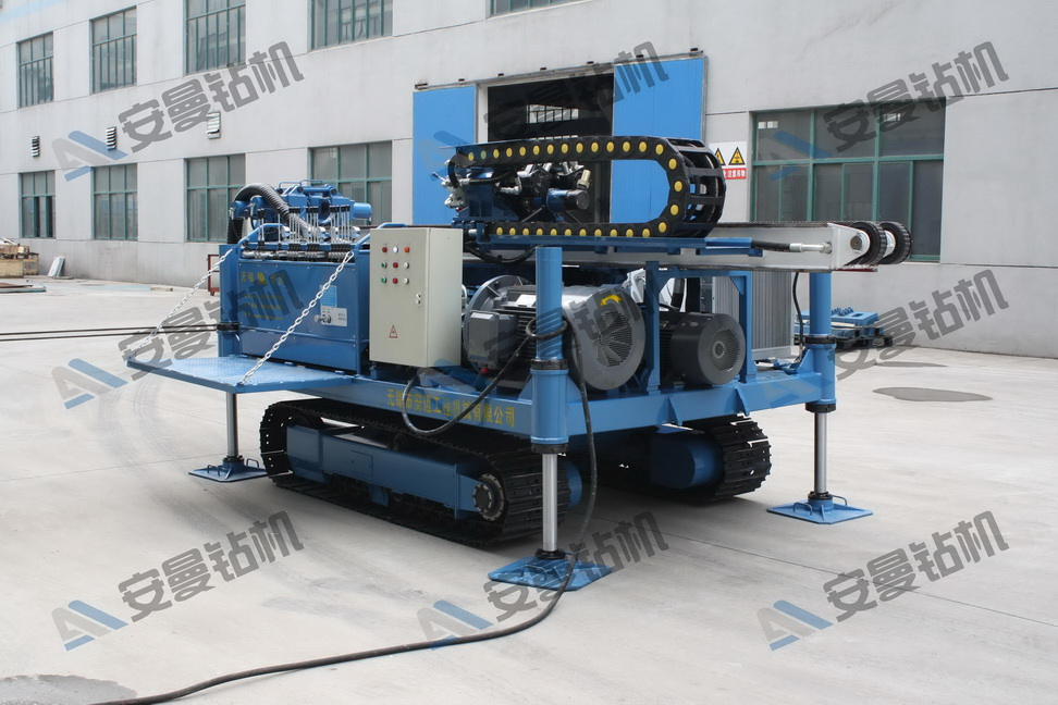 MXL-150D2 High-Lifting Crawler Drilling Rig