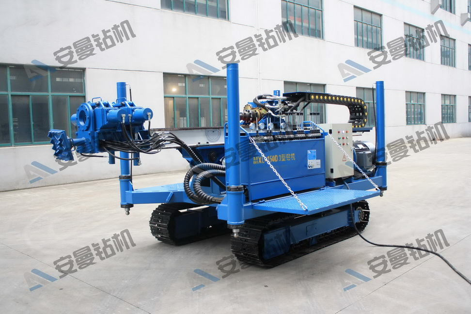 MXL-150D3 Deep Foundation Crawler Drilling Rig