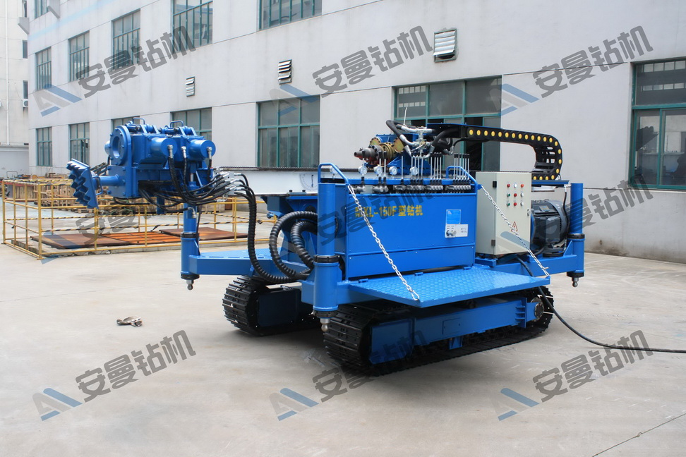 MXL-150F Deep Foundation Crawler Drilling Rig